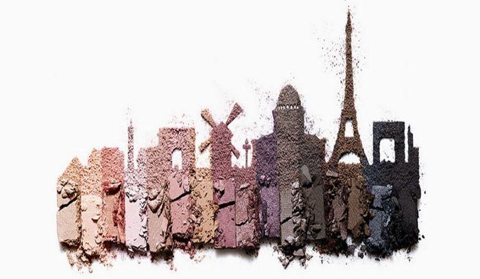 Из Парижа с любовью: палитра теней Lancôme AUDA [CITY] in Paris