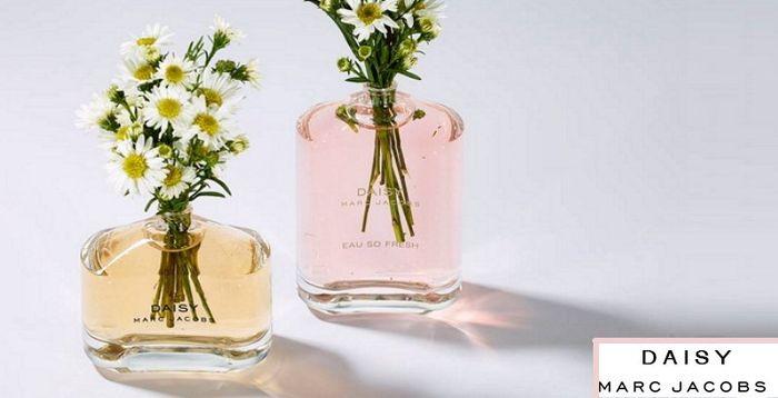Квинтэссенция нежности: линейка парфюмов Daisy Blush by Marc Jacobs