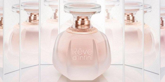 Этюд в розовых тонах: парфюмерная новинка Lalique Rêve d'Infini