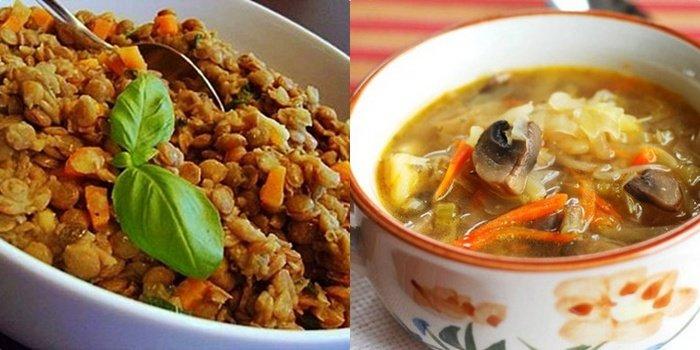 Что можно есть в пост перед Пасхой, рецепты с фото простых и очень вкусных блюд