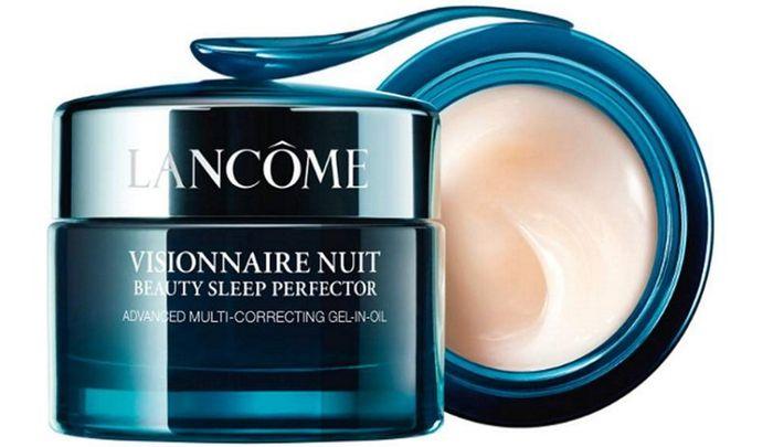 Молекулы красоты: ночной крем Lancôme Visionnaire Nuit Beauty Sleep Perfector