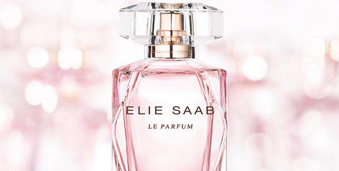 Имя розы: Le Parfum Rose Couture от Elie Saab