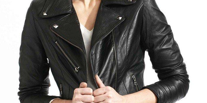Уход за натуральной кожанной курткой