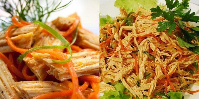 Фучжу или спаржа по-корейски — кладезь витаминов в простом продукте