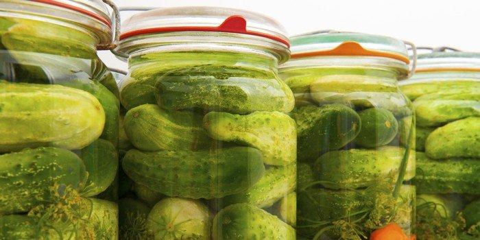 Хрустящие огурцы на зиму — рецепты в литровых банках, без стерилизации, с водкой, лимонной кислотой. Как замариновать или засолить хрустящие огурцы для зимы
