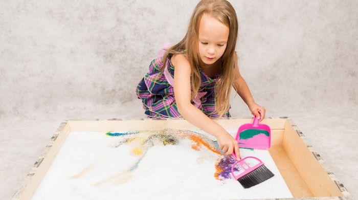 Песочная терапия для детей: путь к душевной гармонии