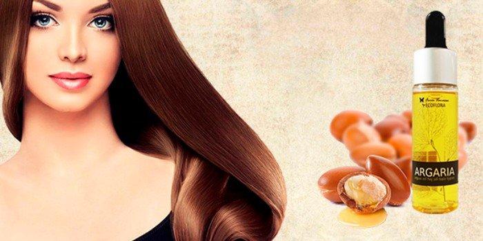 Как отрастить волосы с аргановым маслом Argaria