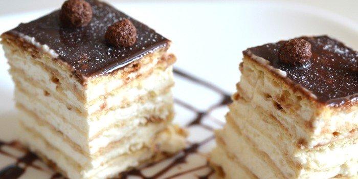 Как приготовить торт на сковороде?