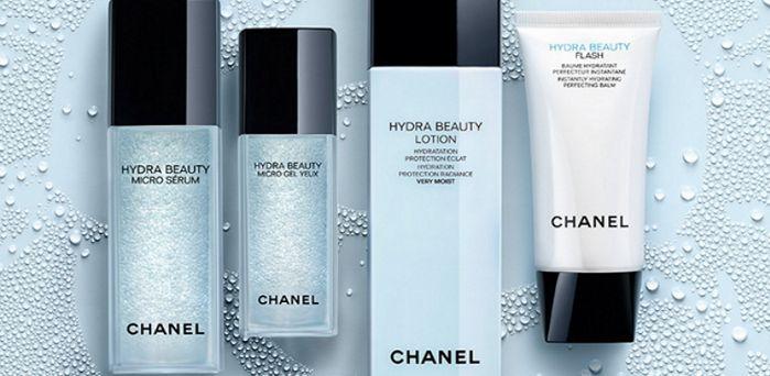 Моментальное увлажнение: летний ритуал по уходу за кожей Chanel Hydra Beauty