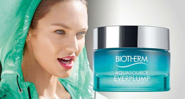 Чудеса увлажнения: гель для лица Biotherm Aquasourсe Everplump