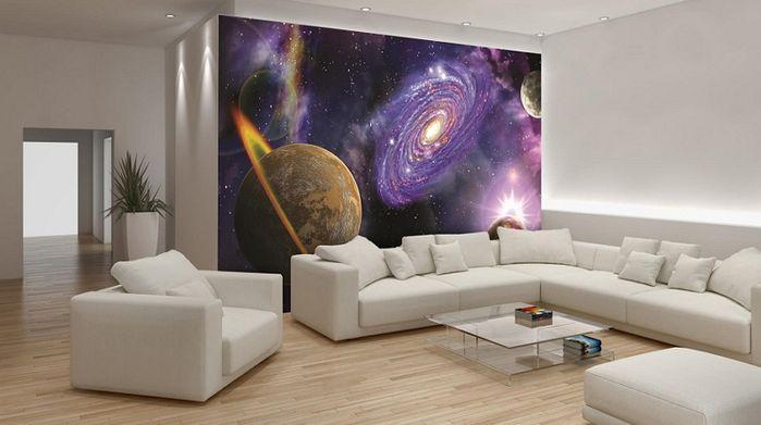 Покоряя галактику: open space – интерьерный тренд-2016