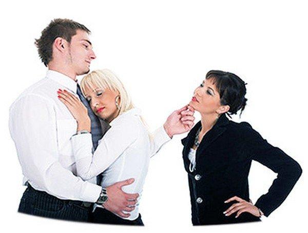 Мужская психология в отношении любовницы