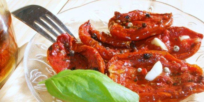 Вяленые помидоры в домашних условиях на зиму. Рецепты вяленых помидоров от Юлии Высоцкой, в масле, в духовке, на солнце