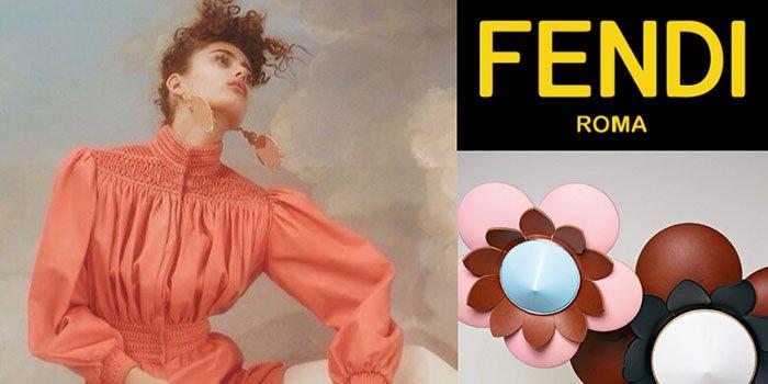 Лагерфельд и Алиса: коллекция Fendi S/ S 2016