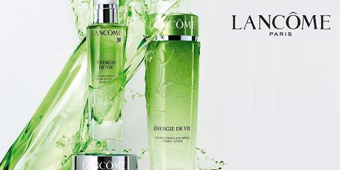Новинки Lancôme Énergie de Vie для сияющей кожи