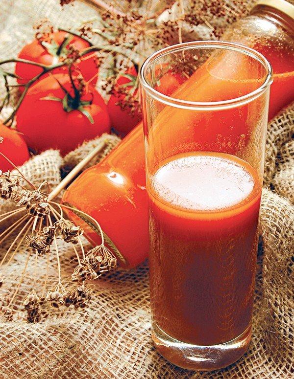 Диета 5 И Томатный Сок. Диета на томатном соке: меню, результаты