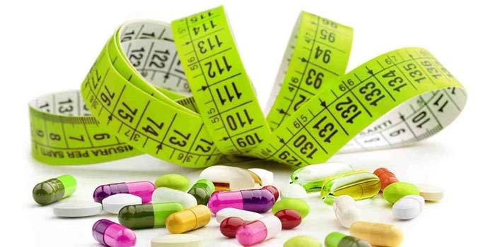 Таблетки для похудения: популярные и эффективные препараты