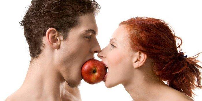 О пользе секса для организма