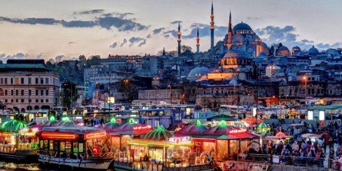 Таинственный Стамбул: столица четырех империй
