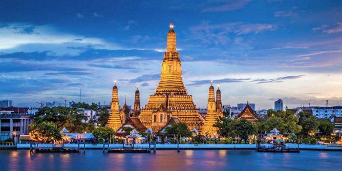 Сказочный Бангкок – город дворцов