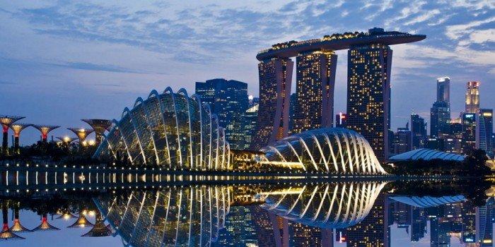 Сингапур – город Льва и морских вод