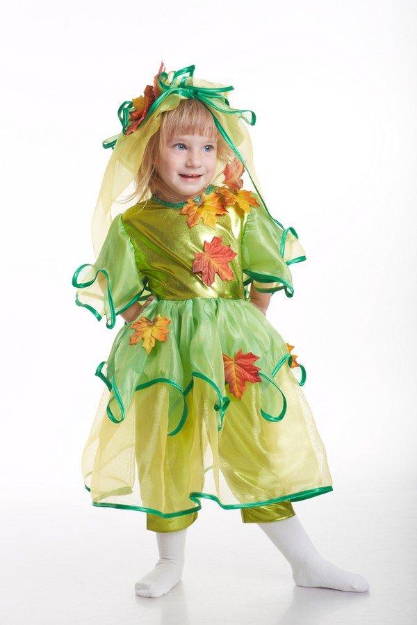 Праздник осени костюмы для девочки своими руками 404