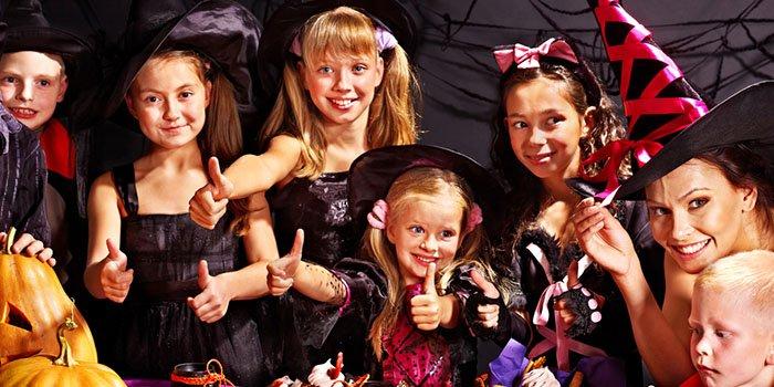 Как отпраздновать Хэллоуин в школе - сценарий для старшеклассников, видео. Костюмы своими руками для школьного Хэллоуина
