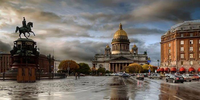 Погода в Петербурге в октябре 2016 года. Точный прогноз погоды на начало и конец октября в Петербурге от Гидрометцентра