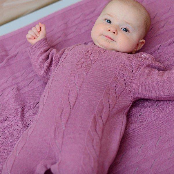 Комбинезон для новорожденных спицами: схемы с описанием ...