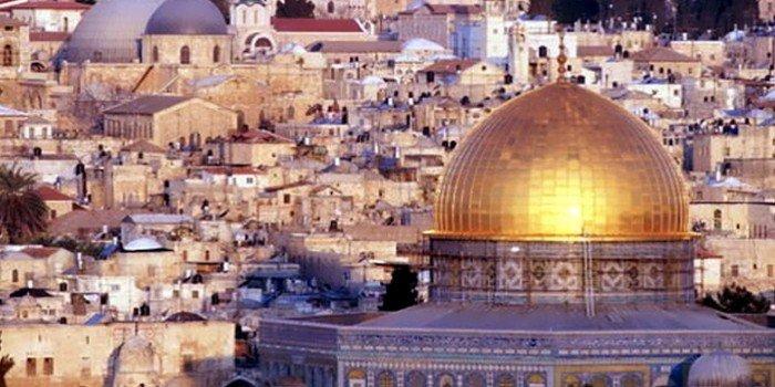 Иерусалим: древняя магия божественного духа