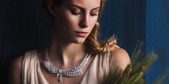 Колесо истории: памятная ювелирная коллекция La Nature de Chaumet