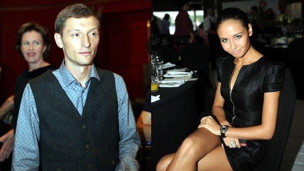 Павел Воля спародировал фото жены в Инстаграме