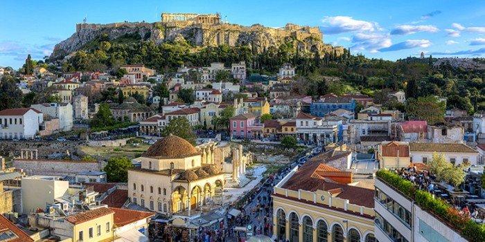 Символ Эллады: Афины – город семи холмов