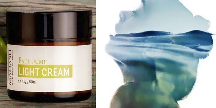 Рецепт красоты: крем-лосьон Face Pump Light Cream от Mahash