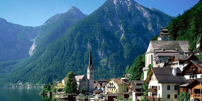 Словения – край сказочных преданий, замков и гор