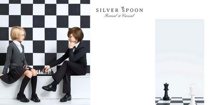 School Silver Spoon 2016: День знаний в стиле haute couture