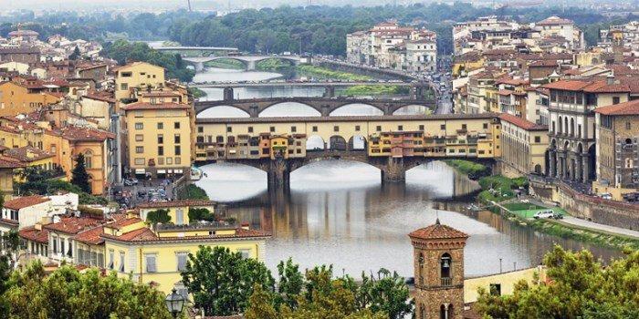 Легенда Тосканы: Флоренция – символ Ренессанса