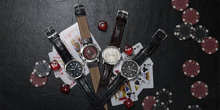 Брендовые часы с игровой символикой – деловая роскошь в азартном исполнении