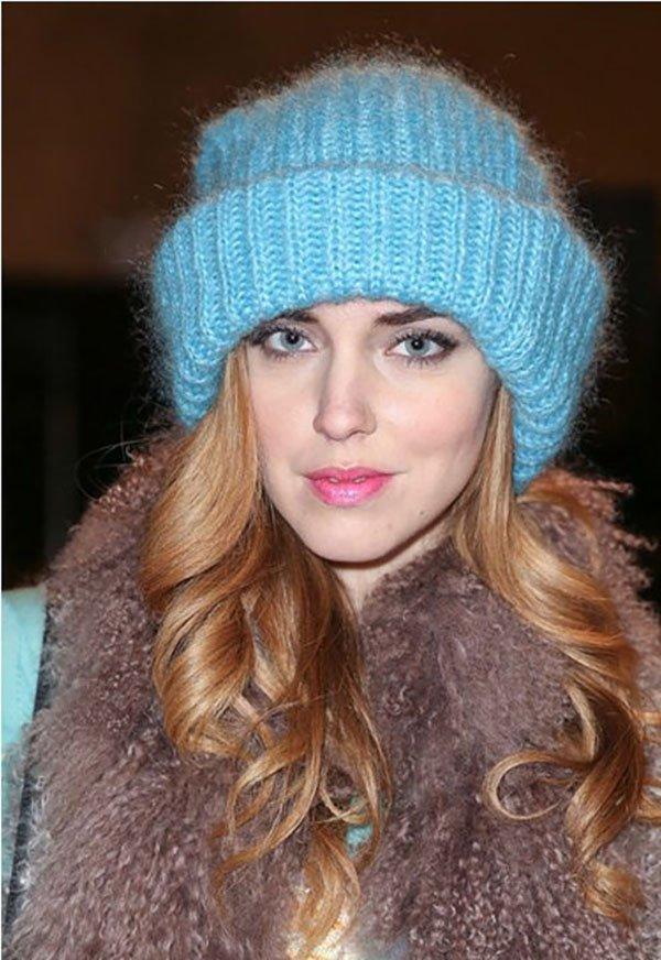 модный топ 3 стильные вязаные шапки зимы 2016 2017