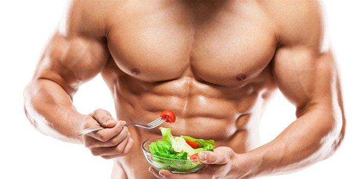 Как набрать вес мужчине в рекордные сроки. Всего 3 правила