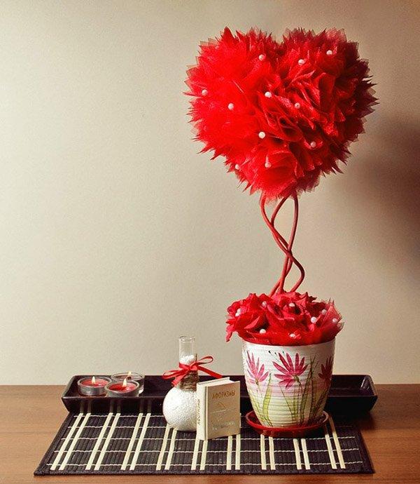 День всех влюбленных цветы подарков своими руками, цветов городе