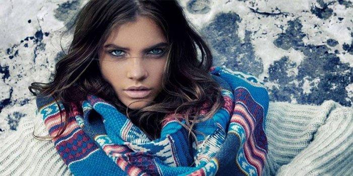 Четыре способа красиво и стильно завязать шарф зимой
