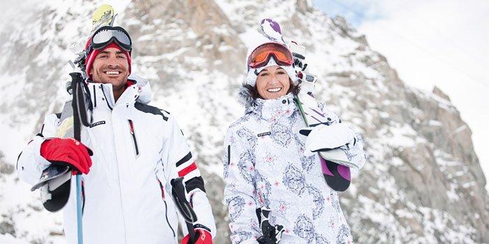 ТОП-4 модных лыжных костюмов зимы 2016-2017