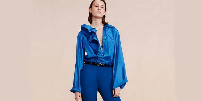 Блузы и рубашки: ТОП-4 стильных трендов зимы-2017
