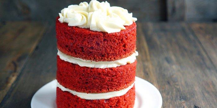 Red Velvet: легкий рецепт удивительного торта для новогоднего стола