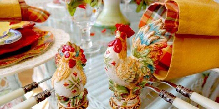 Каким должно быть праздничное меню на 2017 год Петуха: рекомендации и вкусные рецепты