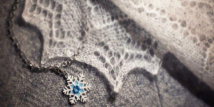 Драгоценные снежинки: коллекция «Кружевная вьюга» от LeDiLe