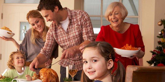 От полугода до семи: правила детского праздничного меню