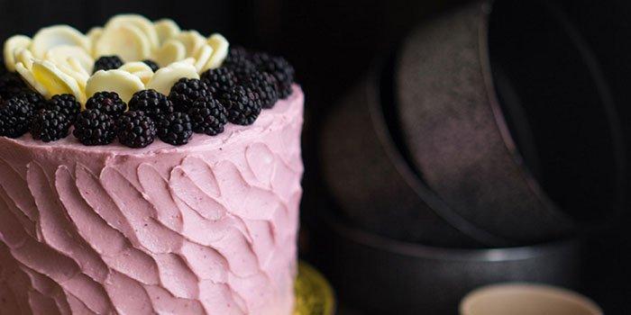 Вкусный рецепт: ягодный торт Anny Berry для новогоднего стола