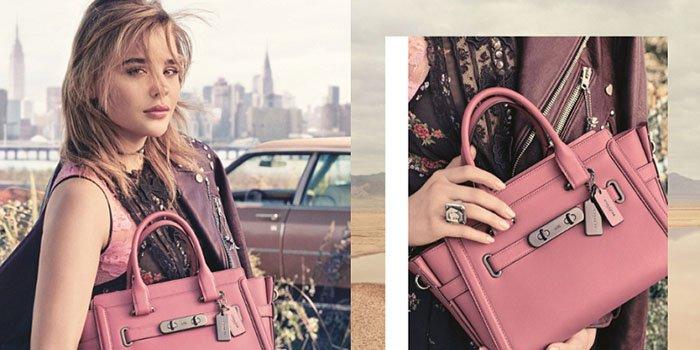 Нью-Йорк, любовь моя: весенняя коллекция Coach